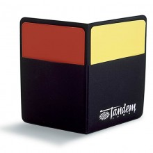 Official Penalty Cards by Tandem Sport