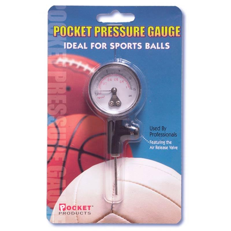 Pocket Pressure Gauge by Pocket Pump