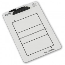 Coaches' Jumbo Volleyball Clipboard by Tandem Sport