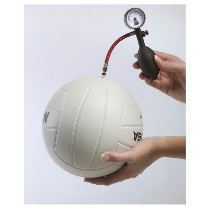 Pocket Pump with Gauge by Pocket Pump