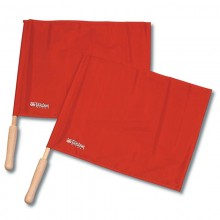 Volleyball Linesman Flags/Solid by Tandem Sport