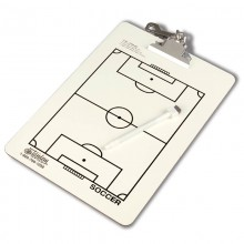 Soccer Clipboard by Tandem Sport